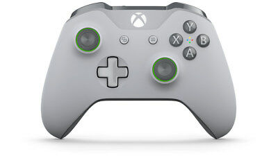 MICROSOFT Xbox Wireless Controller - Grey Green BOXDAMAGE