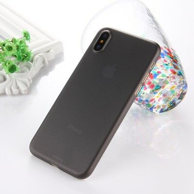 Ultra Thin Slim Hard 0.3mm Cover Case Skin Air Case for iPhone Xs Max