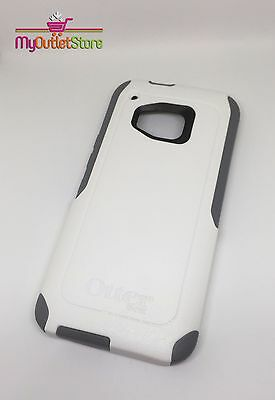 Official Genuine OtterBox HTC One M9 Commuter Series Cover Case+Screen Protector
