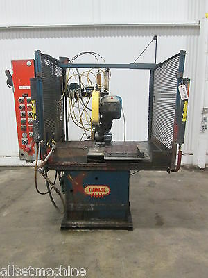 Kalamazoo Semi-Automatic Heavy Duty Cold Saw In Work Cell - Used - AM15340