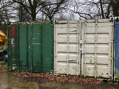 Various Steel Shipping Containers