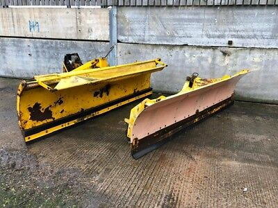 Bunce and Cuthbertson Snow Plough Blades