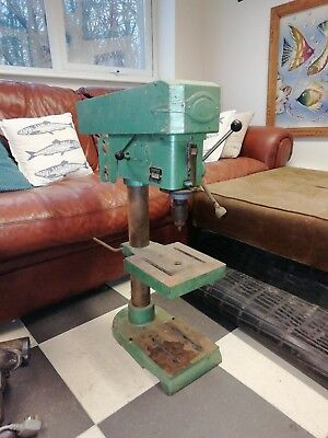 Startrite Mercury Pillar Drill Mark II barn find