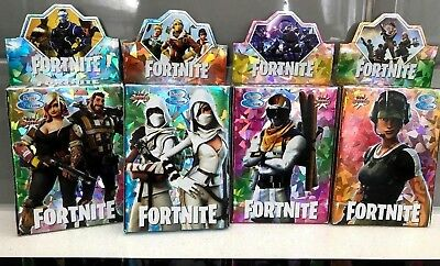FORTNITE Trading Game Card Account Kids Boys Skins Pack Play Rare Lot Sealed NEW