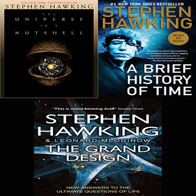 Stephen Hawking Audiobook Collection (Mp3, Download)