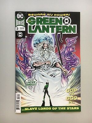 DC Comics - The Green Lantern #3 (2019) - BN - Bagged and Boarded