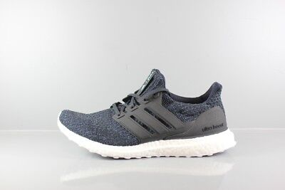 info for 32d63 8e9b6 adidas Ultra Boost 4.0 Parley Legend Ink Carbon Blue Spirit Sneakers    AC7836