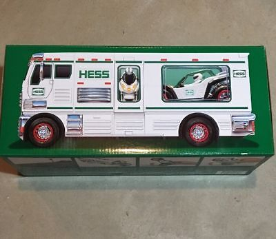 2018 Holiday Hess Toy Truck - Brand New - Factory Sealed