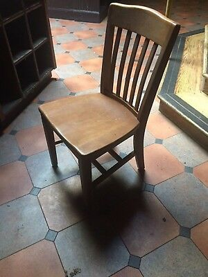 HEAVY DUTY SOLID WOOD RESTAURANT CHAIRS - Pick-up only (more than 60 available)