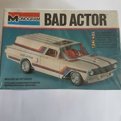 Tom daniels Bad Actor model kit