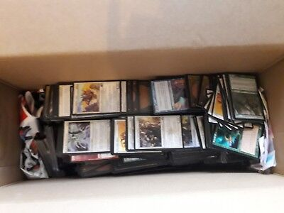 Lot de Carte Magic MTG plus de 11 Kilos de cartes