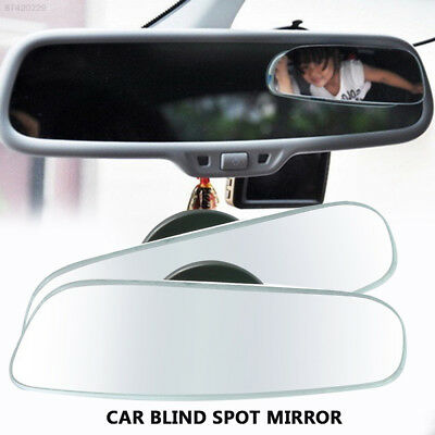 9C2B Blind Spot Mirror Safety Lens LH Reversing Glass Parking Auto Durable