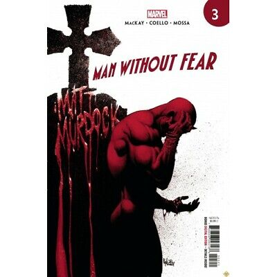 Man Without Fear -3 - Marvel - 16/01/2019