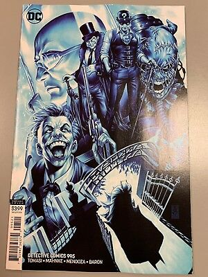 Detective Comics #995 (2018) Mark Brooks Variant Cover VF/NM