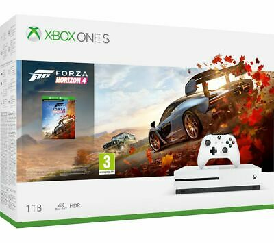 MICROSOFT Xbox One S with Forza Horizon 4 - MISSING ACCESSORIES - Currys