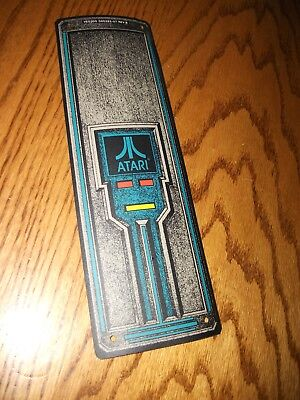 Atari STAR WARS Decal for the Arcade Game Steering Control Coin op 1983