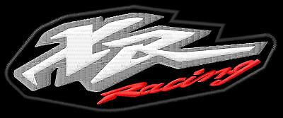 Honda XR Racing brodé patche Thermocollant patch