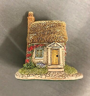 Lilliput Lane, The Spinney, Signed And Initialed, In Box