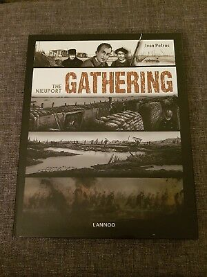 The Nieuport Gathering by Ivan Petrus H/B Graphic Novel WWII