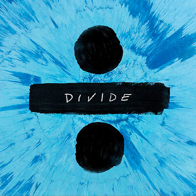 Ed Sheeran Divide CD Standard Edition