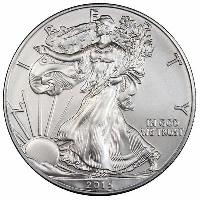 Silver eagle USA Dollar Liberty 2015 Oz 999,9% Silver