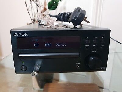 Denon Cd Receiver Rcd-M40Dab Amplifier/fm/dab/cd/usb System