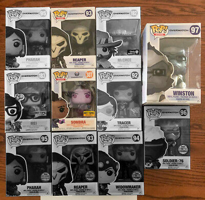 Funko Pop! Overwatch Set