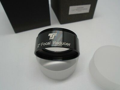 "TS Optics 2"" Focal Reducer in box"