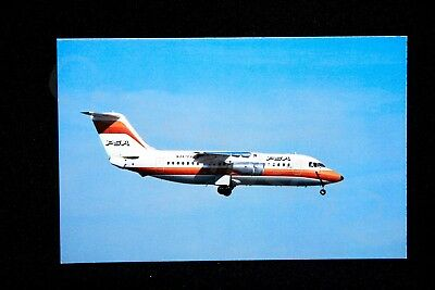 PSA Vintage Postcard Bae-146-200 Pacific Southwest Airlines N347PS NEW Gift RARE
