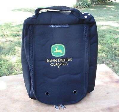 Super Nice Club Glove John Deere Classic Golf Shwine Bag Wine Carrier Tote