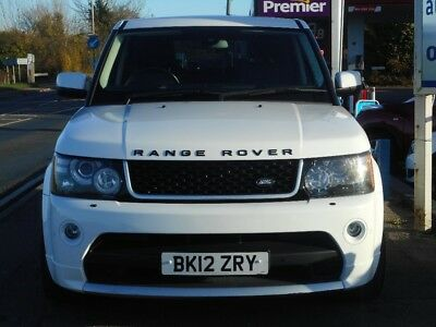 2012 Range Rover Sport 3.0 TDV6 Autobiography Please read carefully !!!!!