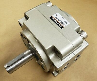Rotary Actuator, Pneumatic SMC CRB1BW100-180S, NEW in orig Box.
