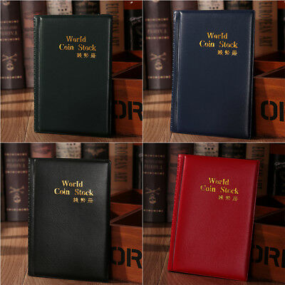 Storage Collect Pocket  Commemorative coins Album Holder Coin Collection Book