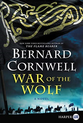 Cornwell Bernard-War Of The Wolf (US IMPORT) BOOK NEW
