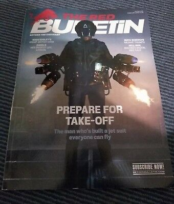 NEW The Red Bulletin Magazine February 2019