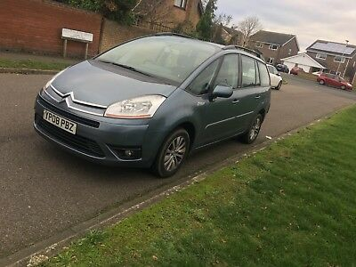Citroen C4 Grand Picasso 1.6 hdi Manual  7 seater