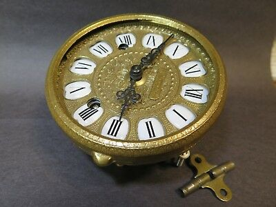 Clock movement FHS Germany Franz Hermle & Son SELLING as-is