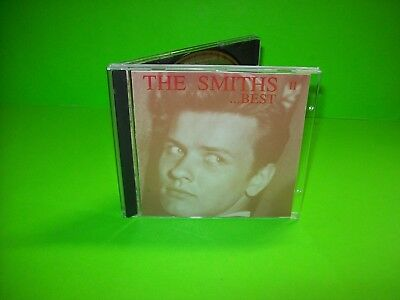 The SMITHS Best II CD Album Post-Punk New Wave Morrissey Bigmouth Strikes Again