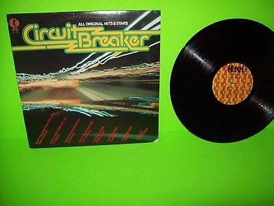K-Tel - Various ‎– Circuit Breaker Vinyl LP Record Album 1979 Patti Smith Rock