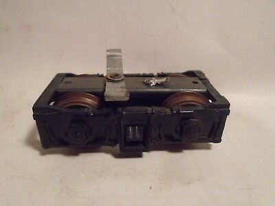 Original American Flyer Front Truck Assembly For F-3 Diesels