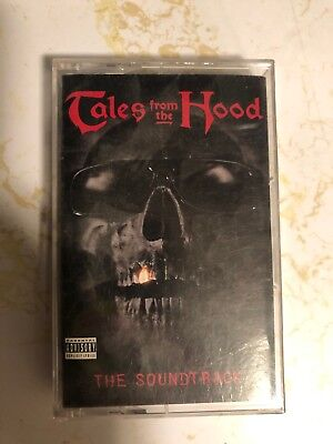 Tales From The Hood Soundtrack CASSETTE