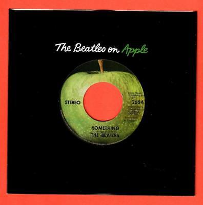 The Beatles 45 US Apple 2654 Something / Come Together 2011 RSD