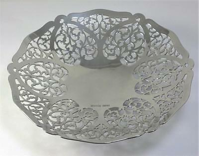 Vintage hallmarked Sterling Silver Sweetmeat / Bonbon Dish (105g) – 1971 (2)