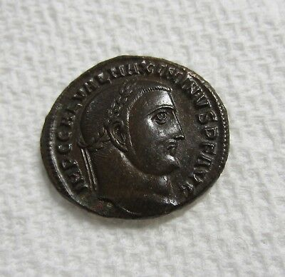 Roman Empire Imperial Coinage Maximinus II AE Follis 309-313 A.D.