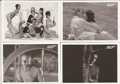 Rittenhouse Archives James Bond Throwback Lot You Only Live Twice 01 18 56 76