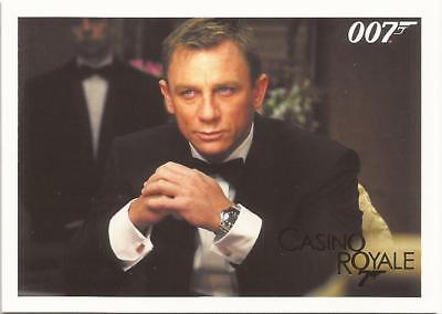 2014 James Bond Gold Parallel 007 Archives Insert Casino Royale 063 63 /125