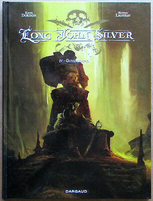 TL Timbré Nation, N°/S par MATHIEU LAUFFRAY > LONG JOHN SILVER #4 - Guyanacapac