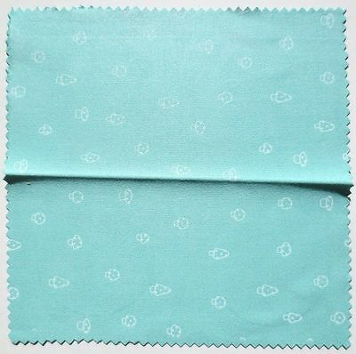 LAST FREE SHIP Female Glass Cleaning Cloth Food Mushroom Forest Green Gift JAPAN