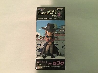 Banpresto One Piece WCF Vol.4 Mihawk TV030