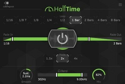 🔥Halftime VST Plugin (Instant Delivery) PC & Mac